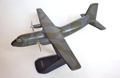 Archives Milinfo (09/2015) : Transall C-160 au 1/100 (par J. Hadacek)