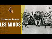 Pensées Kamite - Les MINO : la puissante armée de femmes.