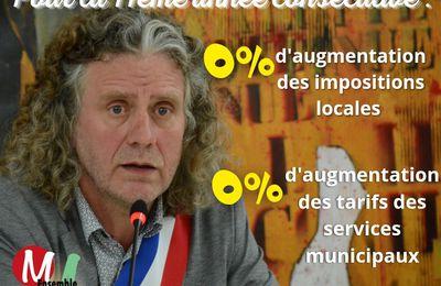 Conseil municipal de Méricourt : une majorité de gauche à votre service