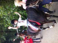 Stage équitation Comines (15/07 - 18/07/2014)
