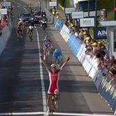 Tour de l'Ain étape 2: Nicolas Edet déclassé, Javier Moreno désigné vainqueur - Cyclismepro.com
