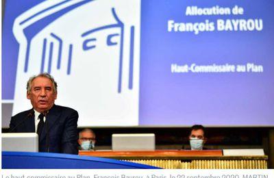 Pour François Bayrou, l'industrie française est dans une « situation critique »
