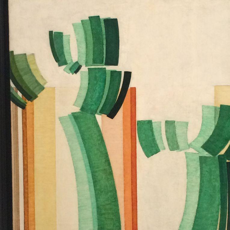 1928-1957 : Machinismes et figures géométriques