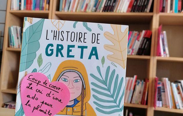 L'histoire de Greta de Valentina Camerini