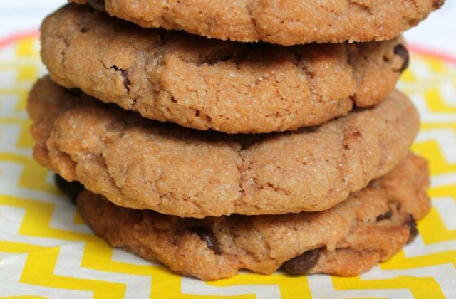 Aujourd'hui c'est cookies : Cookies Nutella et pépites de chocolat