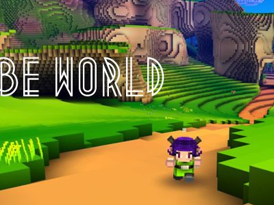 Cube World - Minecraft Reloaded!
