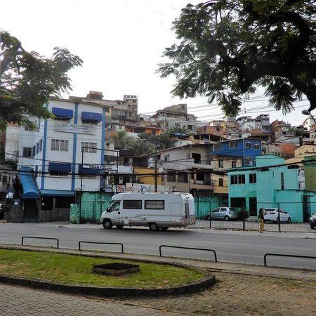 Salvador (Brésil en camping-car)