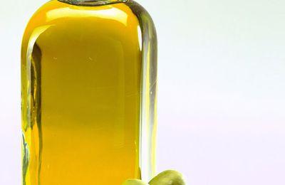 Le bain d'huile d'Olive.♥