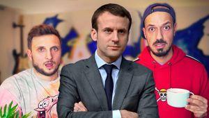 Mcfly et Carlito ; avec plus de huit millions de vues, le défi de Macron fonctionne