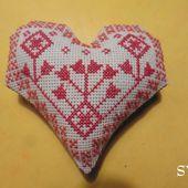 Cœur Valentin : Variations sur un même thème , 2, face A - Chez Mamigoz
