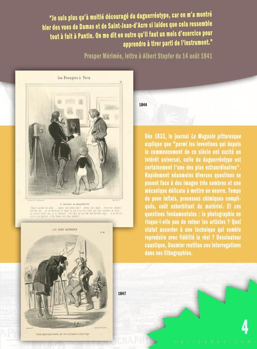 La Belle Epoque de la photographie : exposition à louer/imprimer