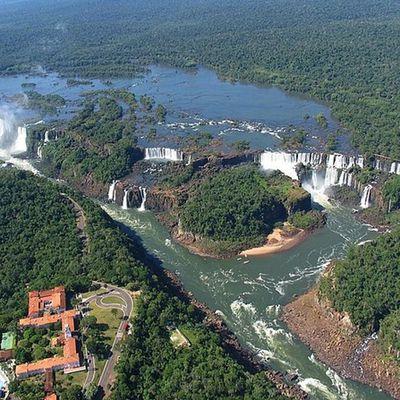 Majestueuses chutes d'Iguazu (Argentine + Brésil)