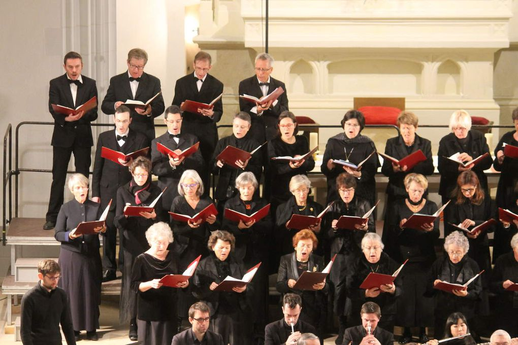 Concert de Noël -  14/12/2014 - Rennes