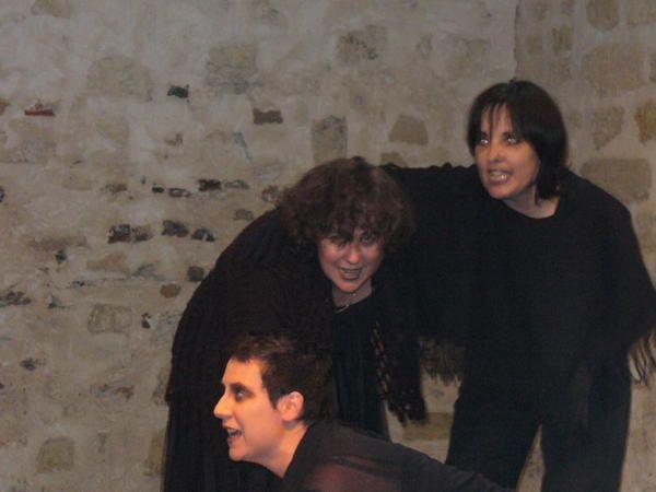 Ces photos sont celles du spectacle de la troupe en Juin et Juillet 2007