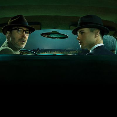 Project Blue Book - NEW, Season 1 Episode  1 : The Fuller Dogfight