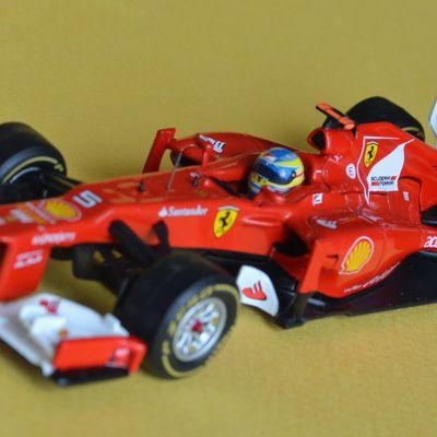F2012 - Fernando ALONSO
