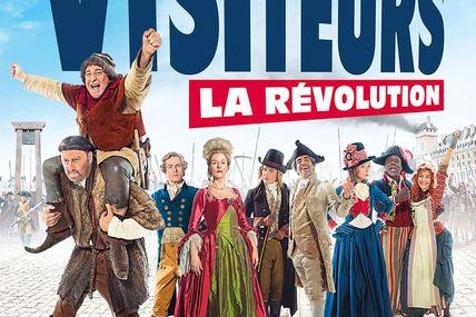 Les Visiteurs La Révolution de Jean-Marie Poiré