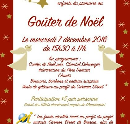 Goûter de Noël /.../ Christmas Party