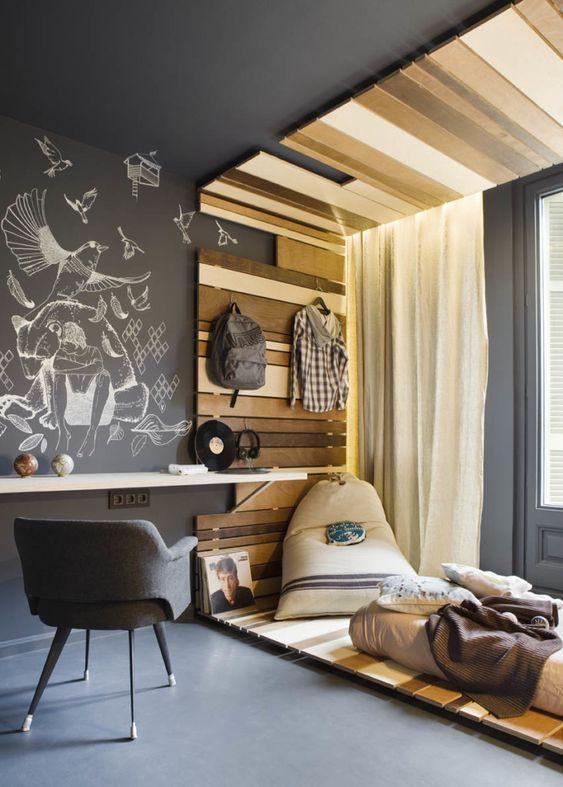 Aménager et décorer une chambre d'ado