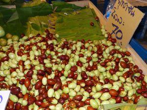 "Fruit de saison (8) - Les ""putsa chin"""