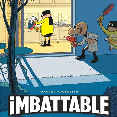 Incroyable super héros!  /  Imbattable 3  Vs.  The Incredibles 2