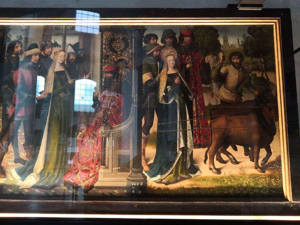 Le Maître de la Légende de sainte Lucie [François Van den Pitte ?], 1480