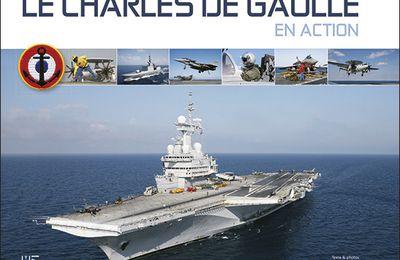Le Charles de Gaulle en action