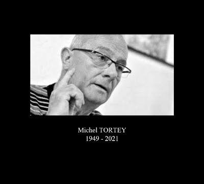Notre camarade et ami Michel Tortey vient de nous quitter