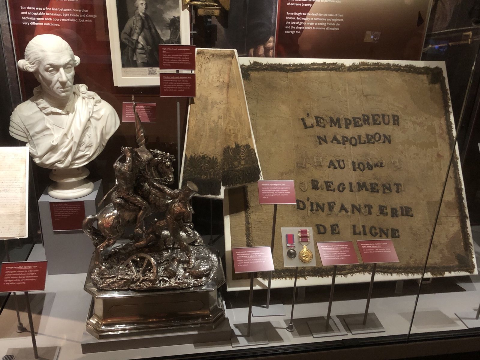 Spectaculaire exposition Napoléon à la grande Halle de la Villette du 14 avril au 19 septembre 2021