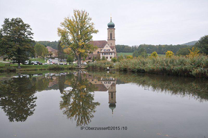 Basilique de Thierenbach, pèlerinage pour l'UNC