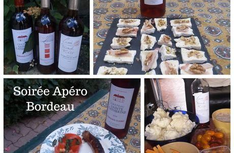 Dégustation Apéro Bordeaux