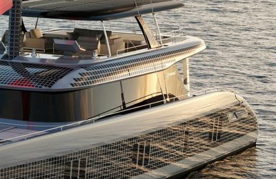 Environment - Sunreef 80 Eco, the world's most advanced luxury catamaran in terms of eco-responsibility