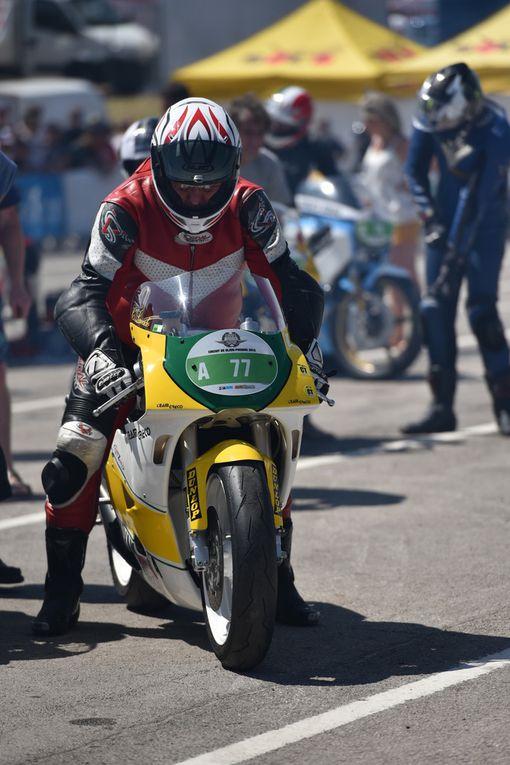 Coupes Moto Légende 2018 : Dijon Prenois