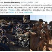 Eclipse: en janvier, Barkhane et les forces maliennes ont tué une centaine de djihadistes