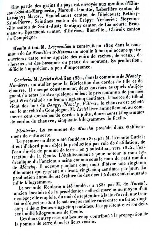 Album - le canton de Ressons-sur-Matz (Oise), son Histoire (2ème partie)