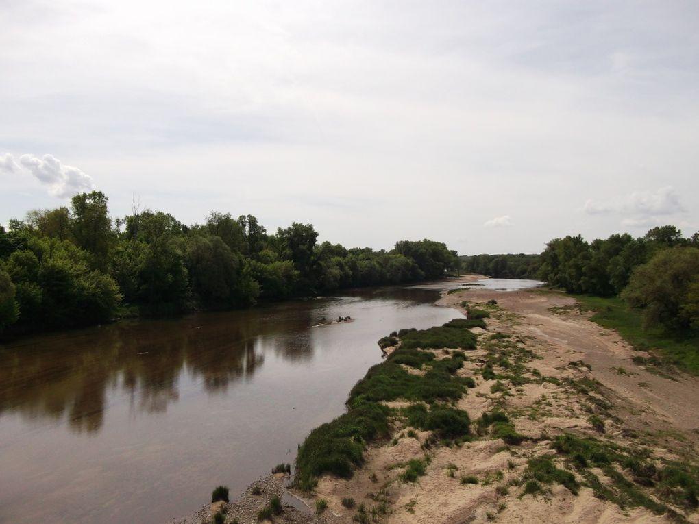 BUL VTT : de Thomery à Briare ou de la Seine à la Loire par les canaux, 22 et 23 avril 2014