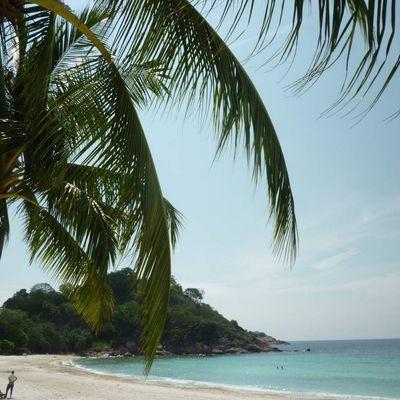 Quelques jours sur les îles paradisiaques …