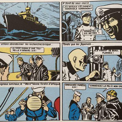 Buck Danny - Episode 2 : Des Japs qui grimacent et qui ricanent