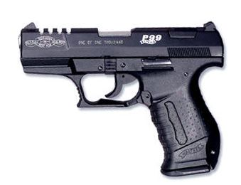 Accueil > Catalogue > Armes > Walther P99