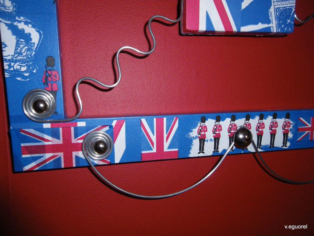 Album - Relooking chambre d'ado theme british