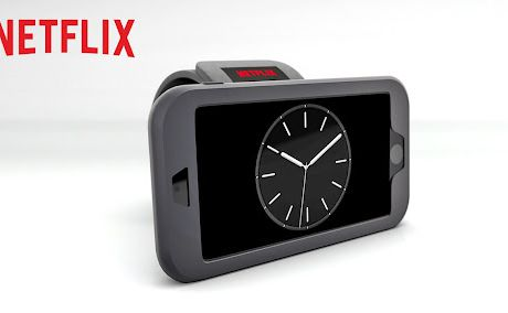 The Netflix Watch - Experience Total Freedom - Coming Soon