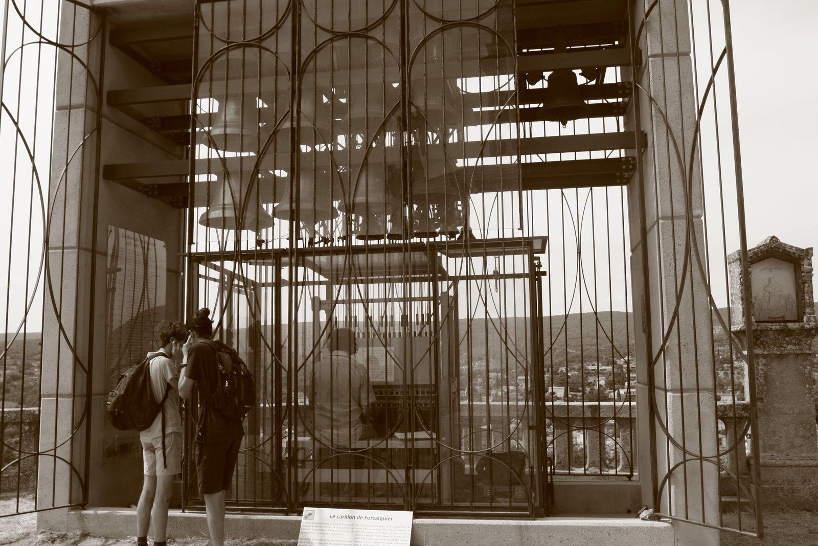 Le carillon de Forcalquier
