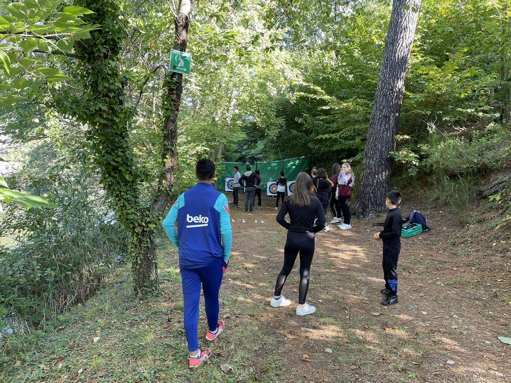 Journée d'intégration : la rentrée des élèves du collège Villa Béchard