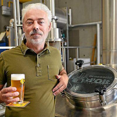 Les bières et  les limonades Bio de la Brasserie d'olt à retrouver au Chalet du Lac!