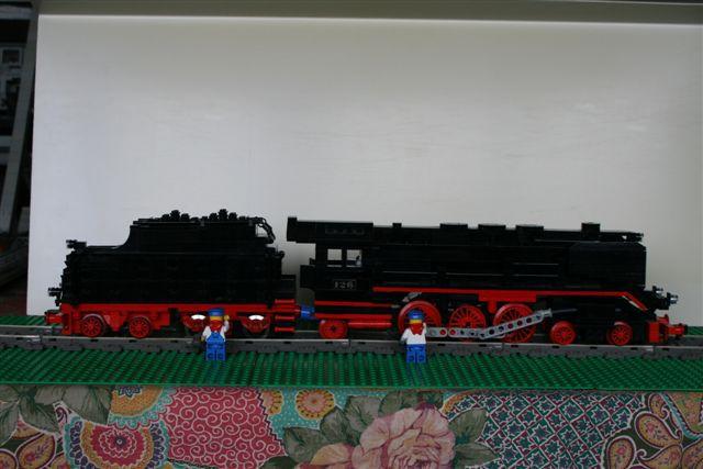 Locomotive 231 du livre 7777