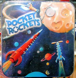 Pocket rockets d'Antoine Bauza (2009 - Editions Hazgaard)