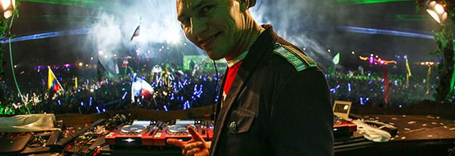 Forbes 100 highest-paid celebrities - Tiësto Number 70