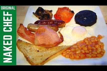 Un petit déjeuner anglais?!