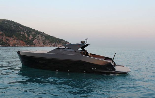 Triple world debut at Cannes Yachting Festival 2017 for Mazu Yachts