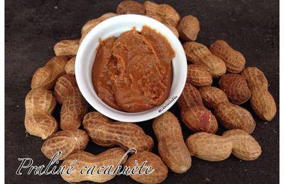 Praliné cacahuète